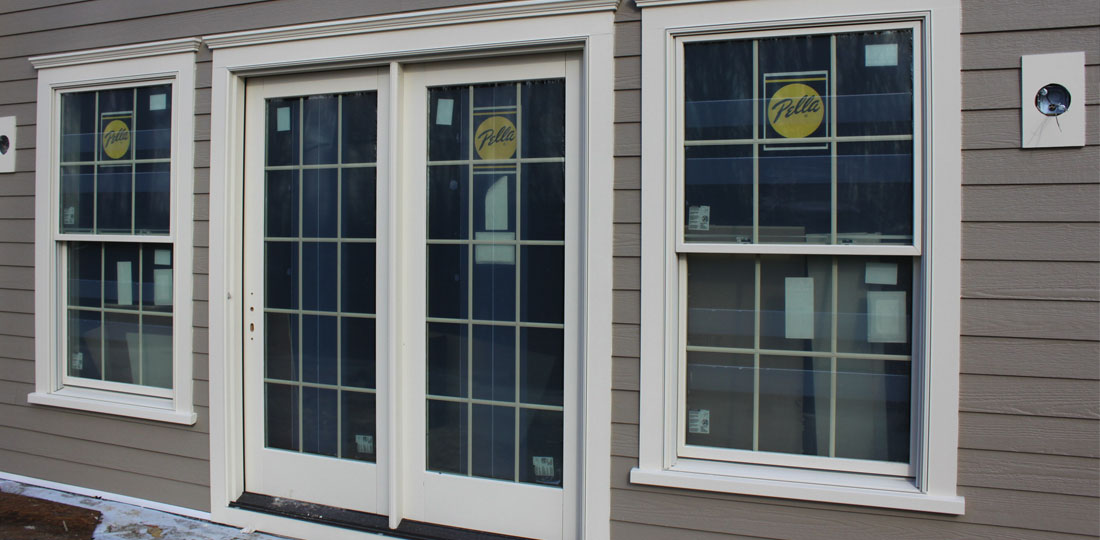 Window, door and siding installation